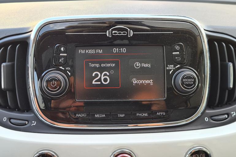 FIAT 500 LOUNGE MIRROR 1.0 69CV