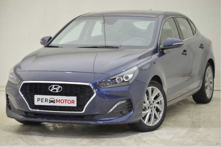 Hyundai i30 fb 1.0 TGDI 120cv TECNO