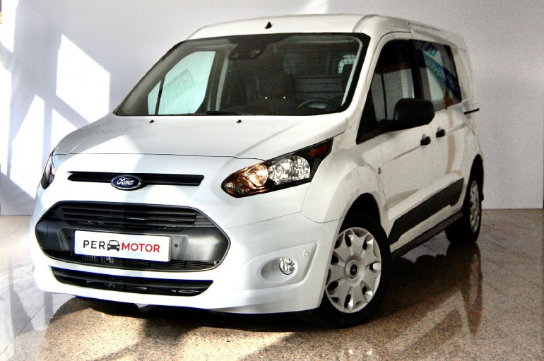 FORD TRANSIT CONNECT 1.5TDCI 120CV