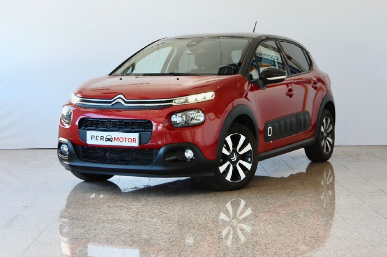 CITROEN C3 FEEL 1.2 PURETECH 110CV