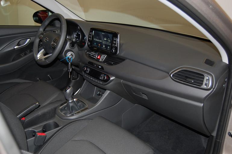 Hyundai i30fb klass 1.0tgdi 120cv