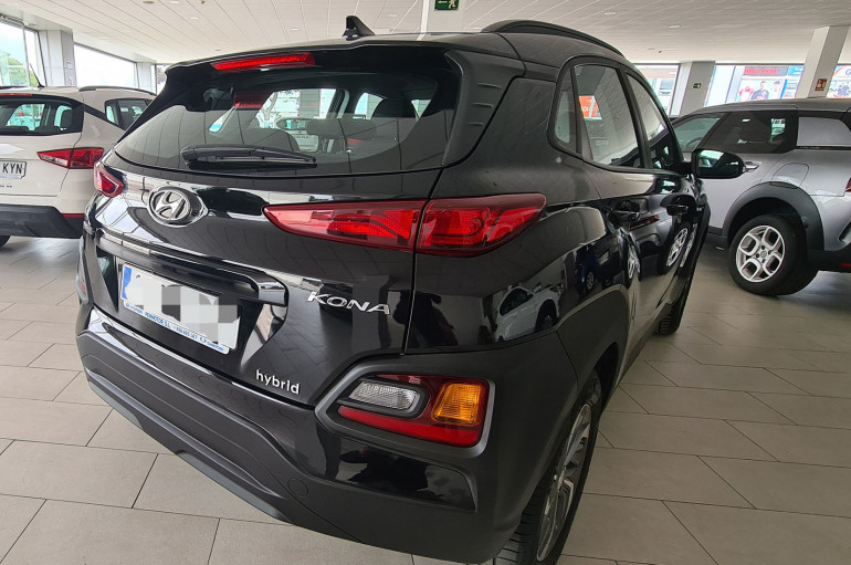Hyundai Kona HEV 1,6 141cv DT Klass