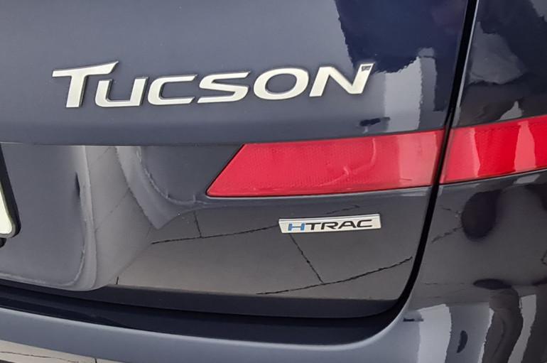 HYUNDAI TUCSON FL TGDI 1.6 177CV 4X4 DT TECNO