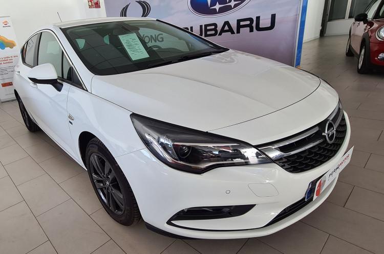 Opel Astra 1,4 TURBO 125cv  120 Aniversario