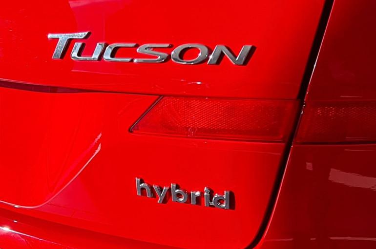 HYUNDAI TUCSON SLE 48V 1.6 CRDI 115CV